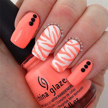 buy these nail designs from the market and apply them on your nails